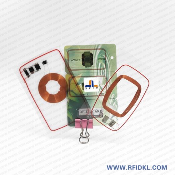 复合卡 智能复合芯片卡 2-4个芯片复合 实现一机多功能