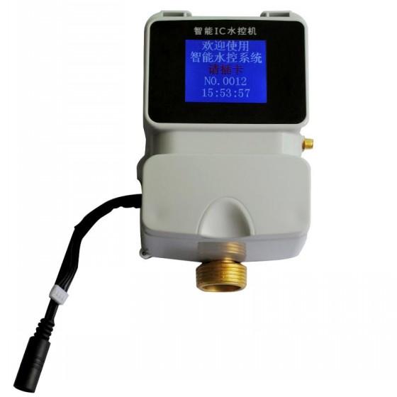 安徽IC水控机水控一体机浴室控水器澡堂控水系统
