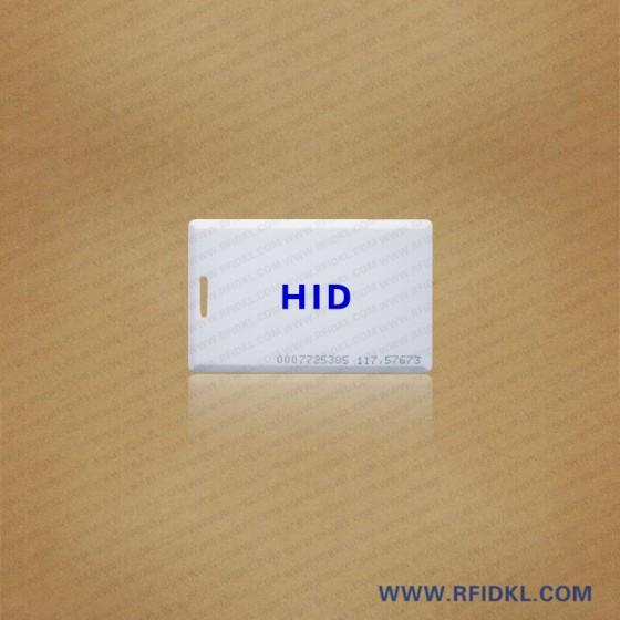 厂家定制 hid门禁卡 印刷卡远距离厚卡 停车卡