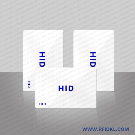HID厚卡 考勤卡 门禁卡  RFID远距离智能卡