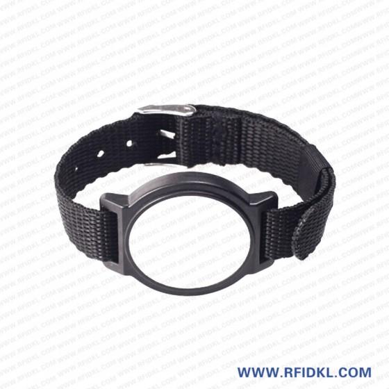 厂家定制 智能腕带 尼龙腕带 手表扣腕带ID卡腕带