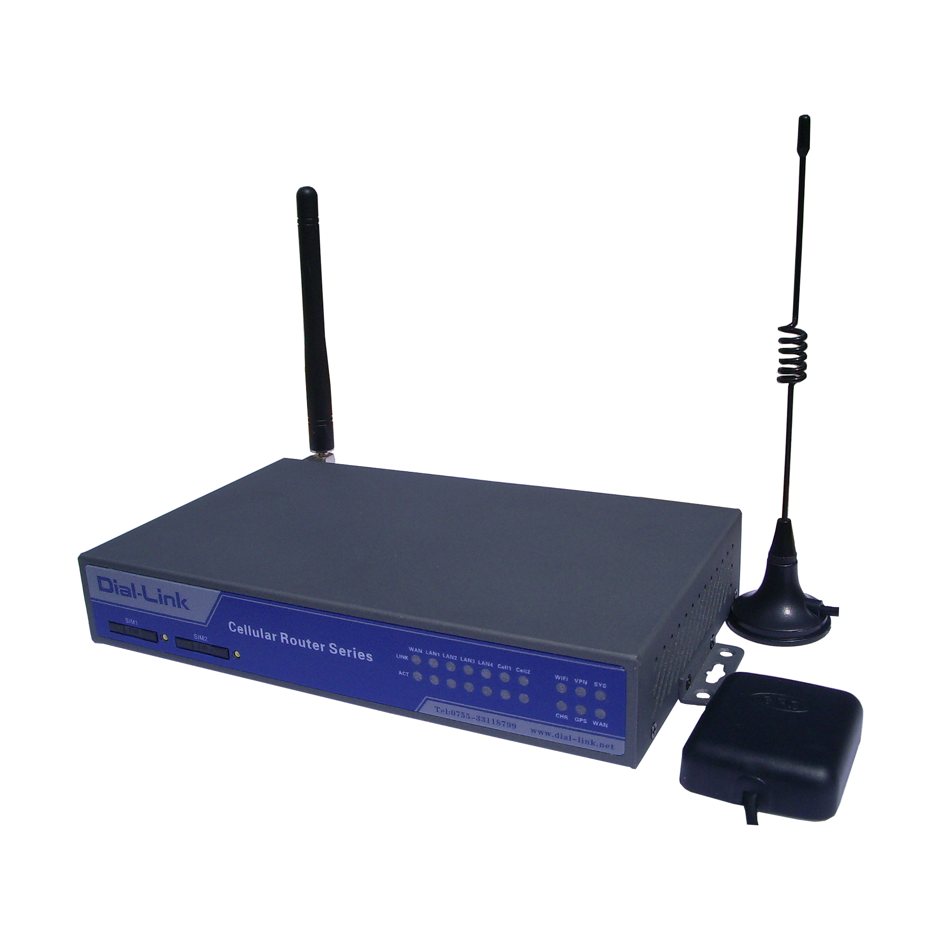 工业无线全网通路由器 工业级路由器