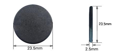 供应干洗店低频、高频 PPS洗衣标签 rfid耐高温