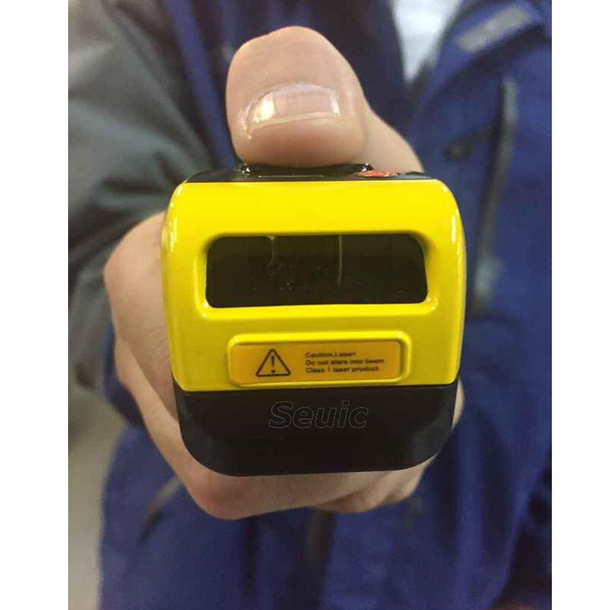 穿戴式条码扫描手持终端,数据采集器AUTOID指环王