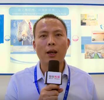 鼎识科技营销中心销售总监朱厚庆专访