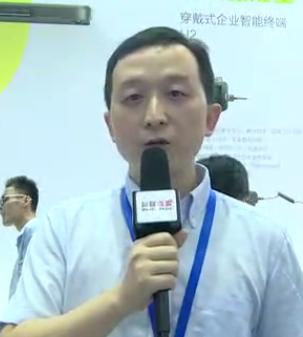 优博讯科技市场总监何政兴专访